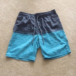 d707eaadad Valor Blue Hybrid Swim Shorts!